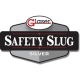 Safety Slug - Silver